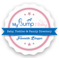 Bump 2 Baby Favourite Blogger