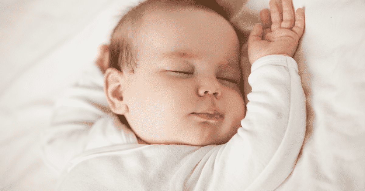 The Perfect Baby Bedtime Routine