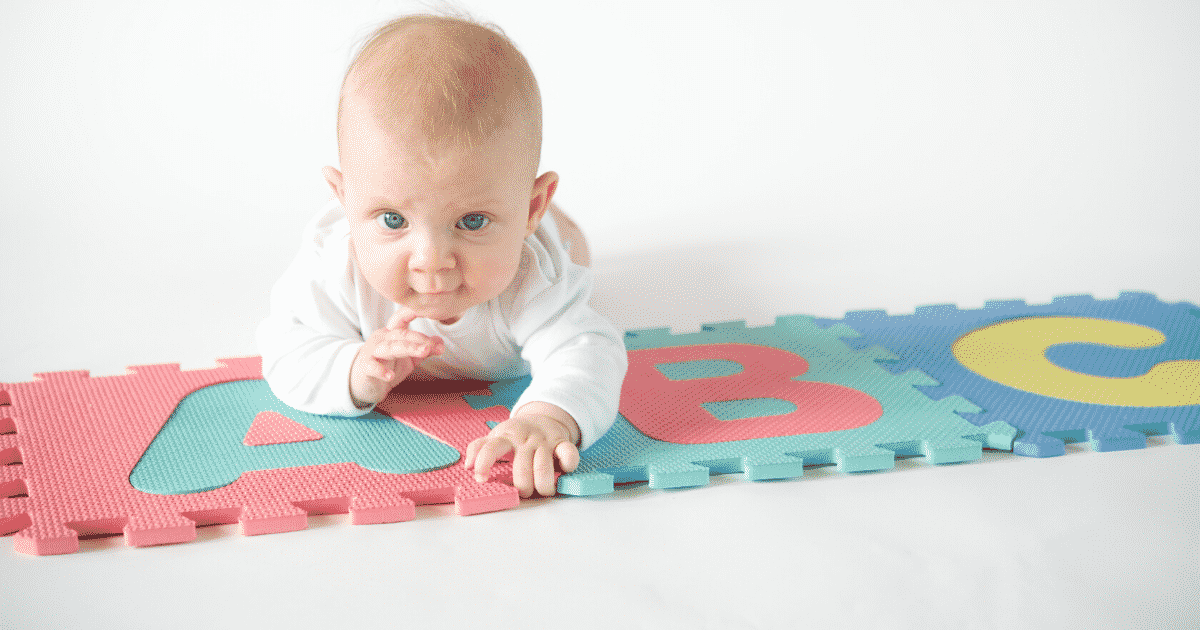 Play ideas for younger babies