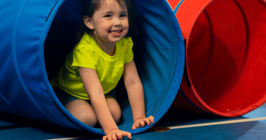 The Benefits of Physical play for toddlers