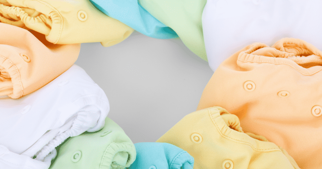 the benefits of cloth nappies