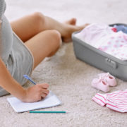 Baby Checklist for Hospital by MB2B