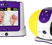 BT Video Baby Monitor 7500 Lightshow Review from MB2B