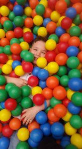 Jungle Jim's ball pool