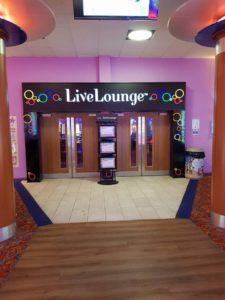 Presthaven Sands, Prestatyn Live Lounge