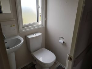 Presthaven Sands, Prestatyn bathroom