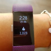 review of the fitbit charge hr 2
