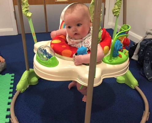 Fisher Price Jumperoo Baby Bouncer Review