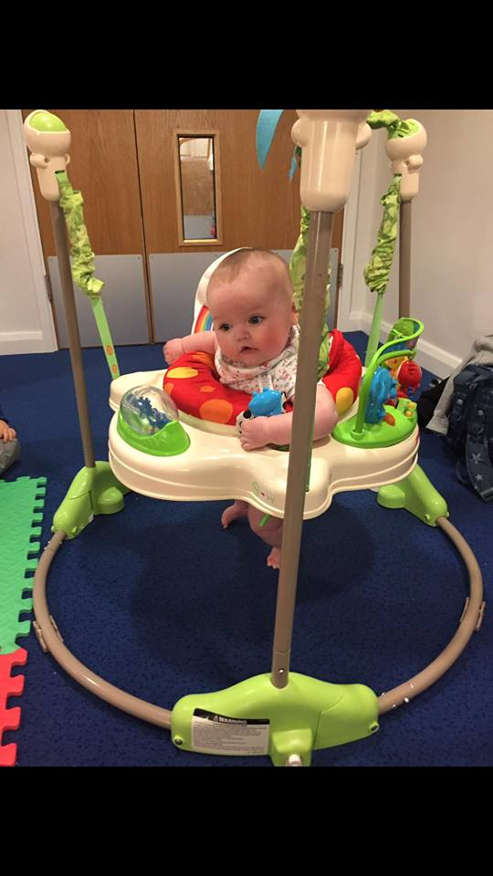 14eef5eb1d5f Fisher Price Jumperoo Baby Bouncer Review - MyBump2Baby