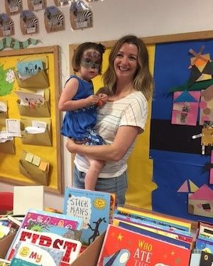 Scholastic Book Parties: Running a stall and party at a school or nursery fair