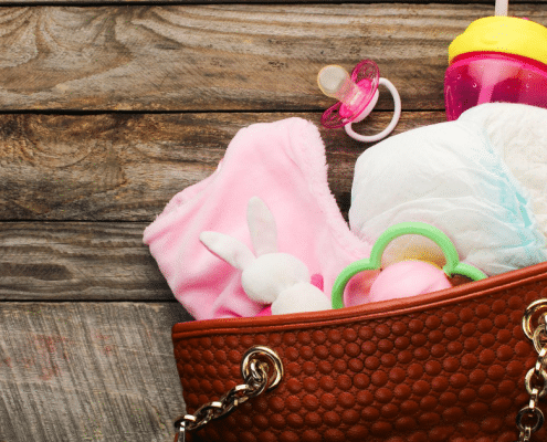 what do i need for my newborn baby