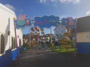 Peppa Pig World, Paulton Park Review