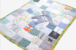 Creating a Timeless Memory Quilt with Baby Clothing