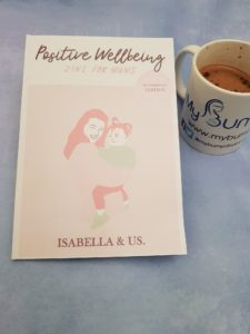 Positive Wellbeing Zine for Mums 1