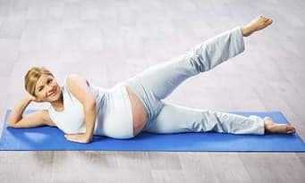 Safe Exercise During Pregnancy