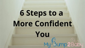 6 steps to a more confident you