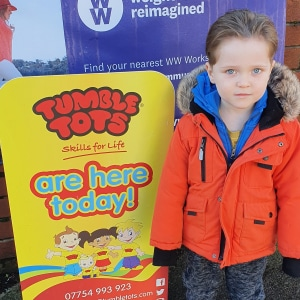 Tumble Tots Review