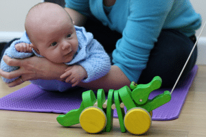 the impportance of tummy time