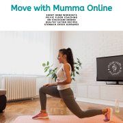 exercise for mums at home