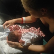 A Great Natural Labour after Induction by Emma Witten
