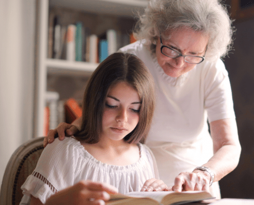 Grandparents rights in the UK
