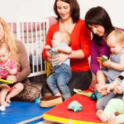 baby and toddler groups in Tendring & Colchester