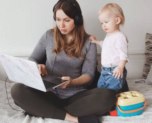 work with parent bloggers