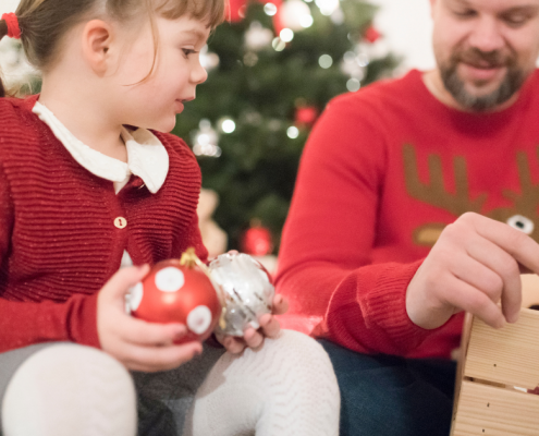 Christmas Covid and Separated Parents