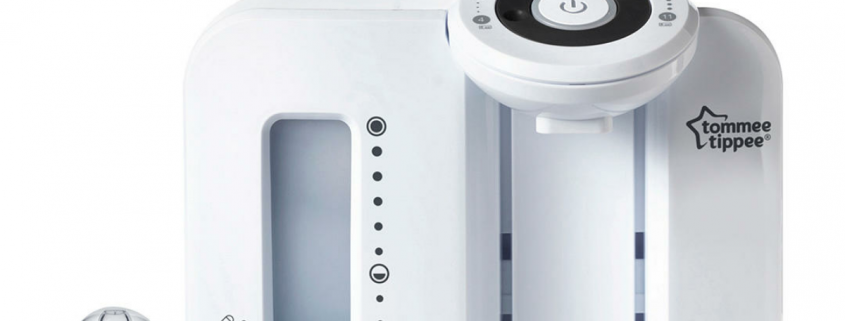 Tommee tippee perfect prep machine review