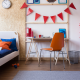 It happens before you even realise, soon your baby is walking and talking, and you find yourself swapping out their crib for a big kid bed. You spent a lot of time decorating your nursery and you should put just as much effort into upgrading it into a toddler's dream bedroom.