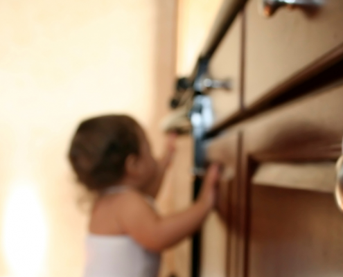 how to child proof your home and garden