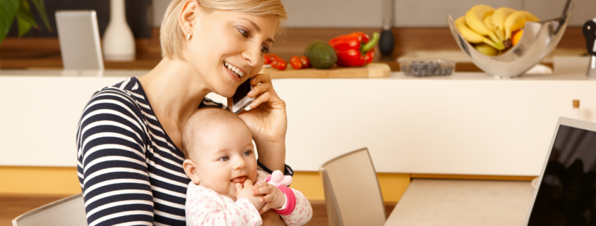 Being A Career Mum Isn't Easy, But You've Got This