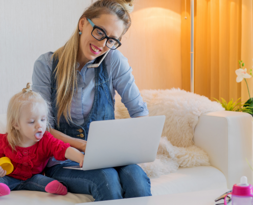 Business ideas for mums